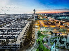 """LAX """"From Daylight Into Darkness"""" by Michael Kelley"""