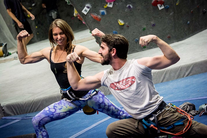 Rockreation Climbing Gym