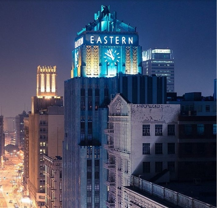 Eastern Building in Downtown Los Angeles