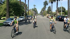 Bikes and Hikes L.A. in a Day tour