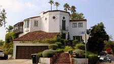 """The Dietrichson house from """"Double Indemnity"""""""