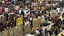 WonderCon main exhibit hall