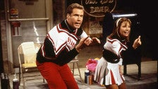 Will Ferrell and Cheri Oteri on Saturday Night Live