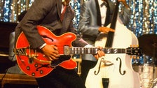 """Marty McFly """"invents"""" rock 'n' roll in """"Back to the Future"""""""