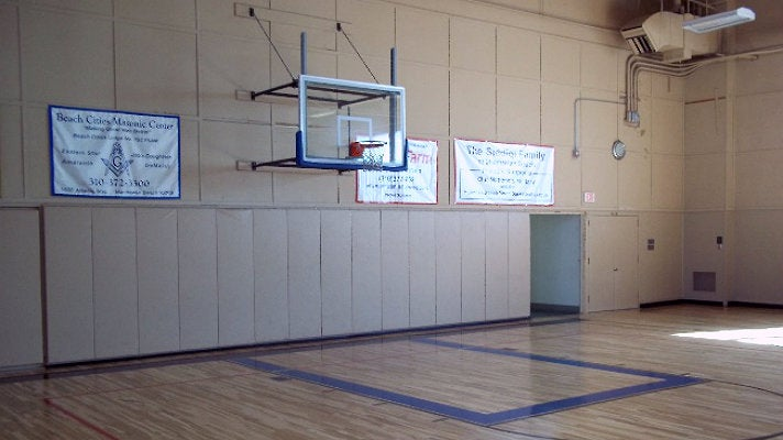 "Hermosa Beach Community Center from ""Carrie"""