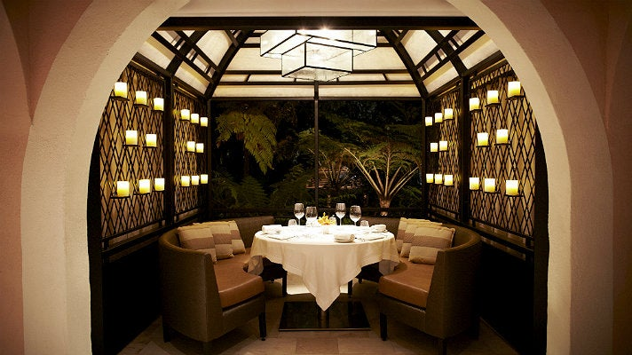 Wolfgang Puck at Hotel Bel-Air