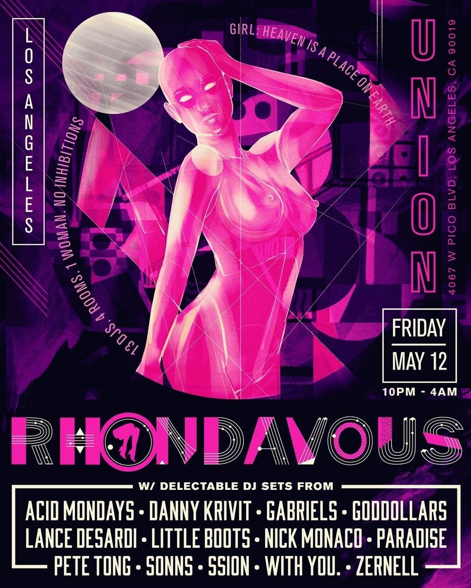 Rhondavous at UNION